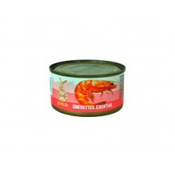 Crevettes cocktail Eaglobe 200g