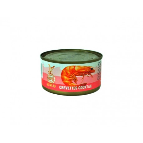 Crevettes cocktail Eaglobe 170g