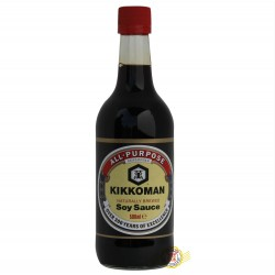 Sauce soja fermentation naturelle 500ml