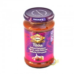 Pâte de curry indienne Tikka 300g