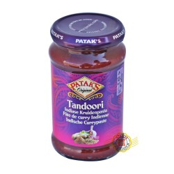 Pâte de curry indienne Tandoori 312g