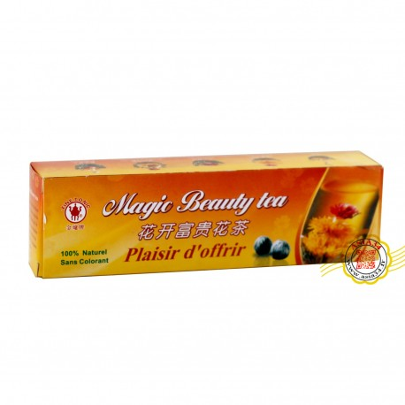 Fleur de thé Magic Beauty tea plaisir d'offrir.35G