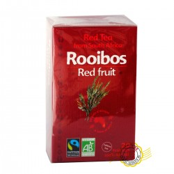 Rooibos - bio thé fruit rouge 1.8g×20