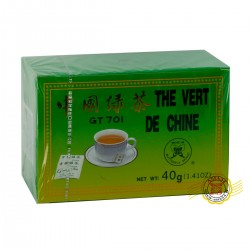 Thé vert traditionnel de Chine 40g