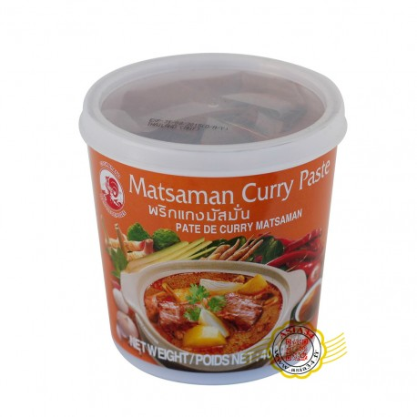 Pate de curry MATSAMAN . 400g