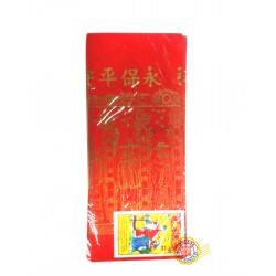 Papier Joss chinois traditionnel