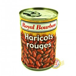 Haricots rouges - Royal bourbon 400g