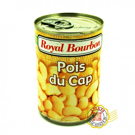 Pois du cap .Royal bourbon. 400g