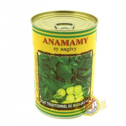 Anamamy sy angivy traditionnel de madagascar 400g