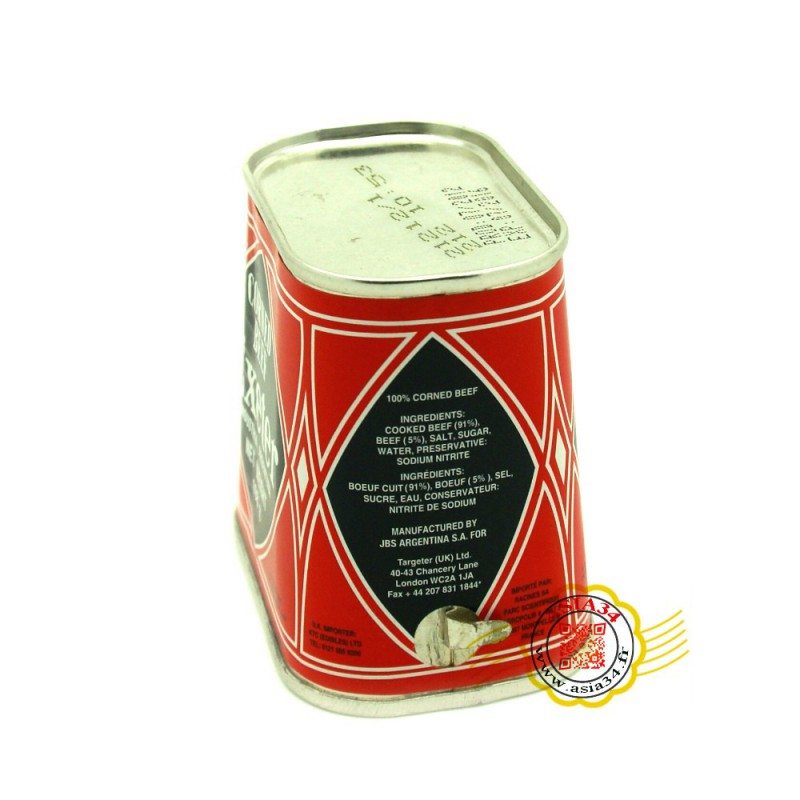 Corned beef d'exeter.198g