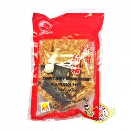 Assortiment de confiseries en sachet 227g