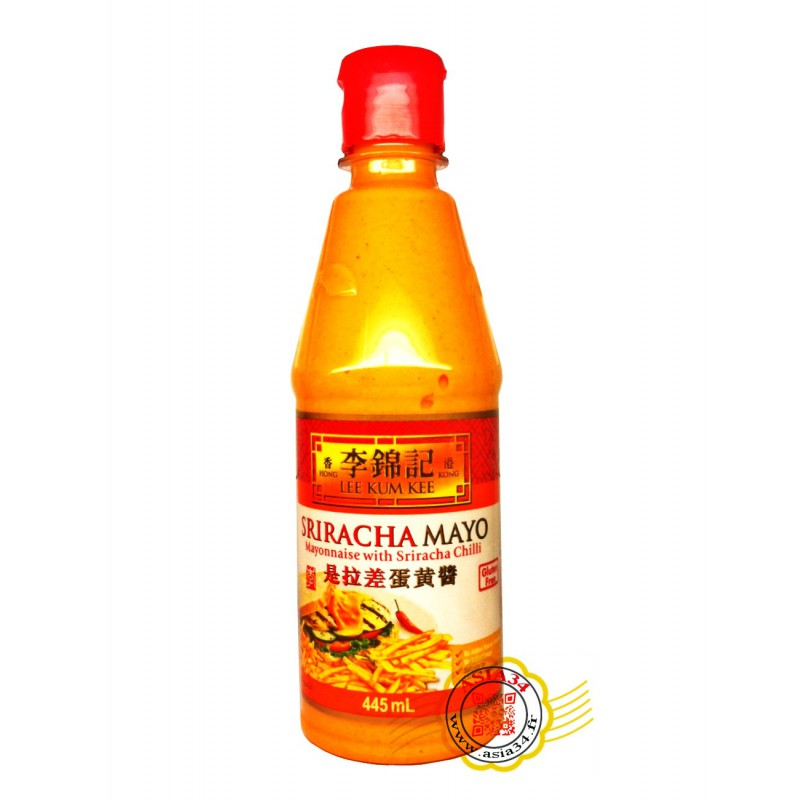Sriracha mayonnaise au piment 445ml