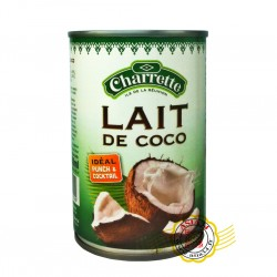 Lait de coco pour cocktail Charrette 400ml
