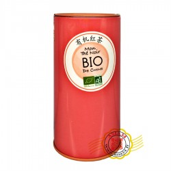 Thé noir bio traditionnel de Chine 70g
