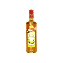 Punch traditionnel. punch des iles. chatel. 700ml