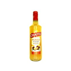 Punch traditionnel. fruit de la passion.chatel. 700ml