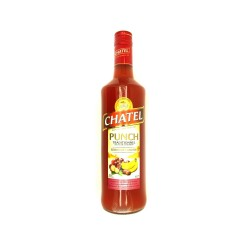 Punch traditionnel. goyavier banane. chatel. 700ml