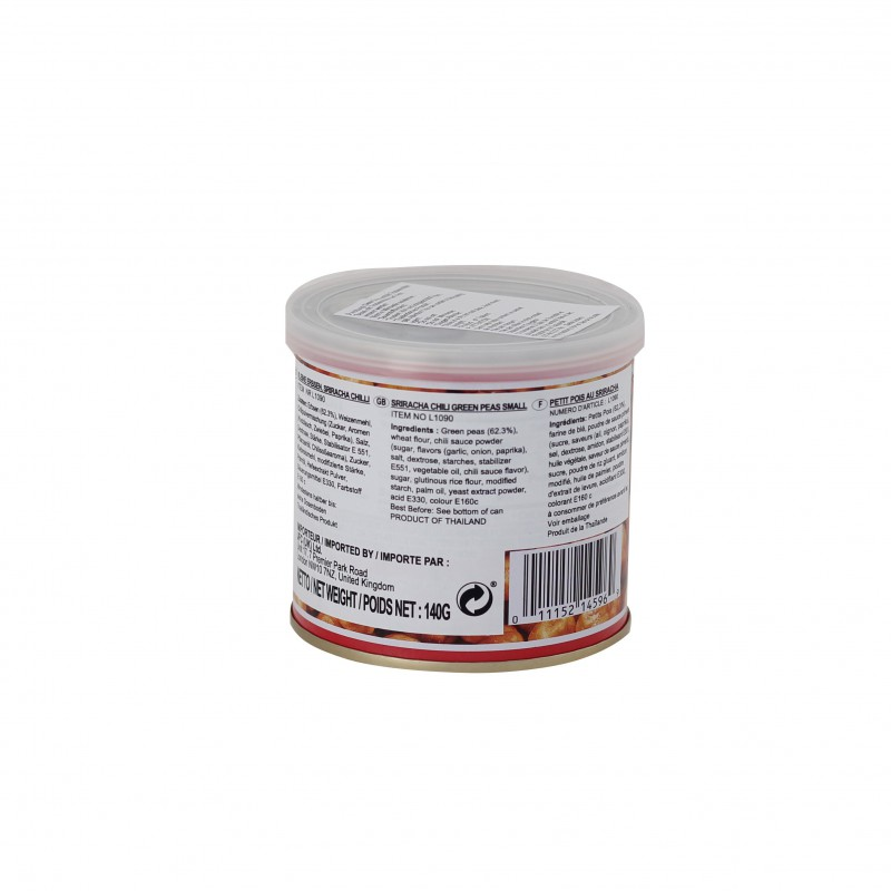 Gouter. cacahuetes chilli .140g