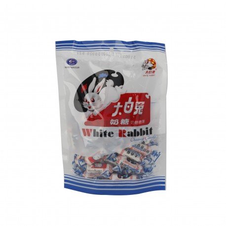 Bonbons au lait. White rabbit.180g