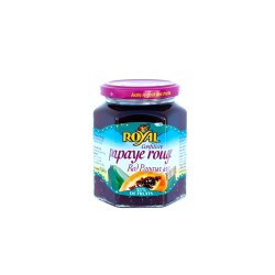 Confiture - extra de papaye rouge 330g