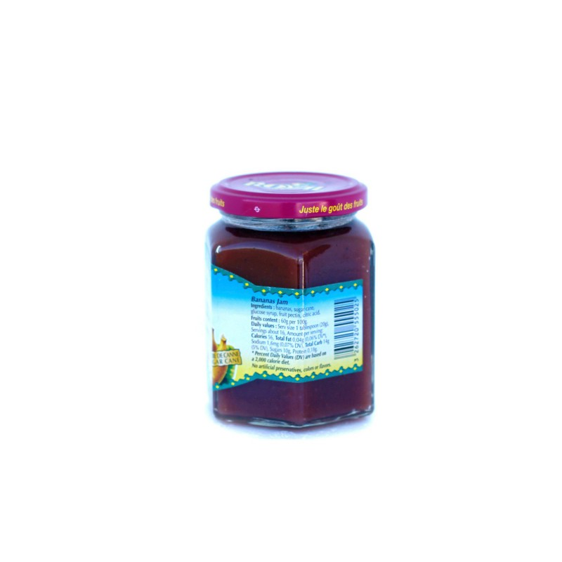 Confiture extra de banane. Royal. 330g