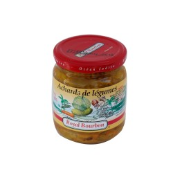 Achards de légumes - Royal bourbon 200g